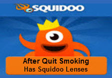 After Quit Smoking Has Squidoo Lenses